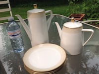 white ceramic bowl and pitcher Markham, L3P 3E8