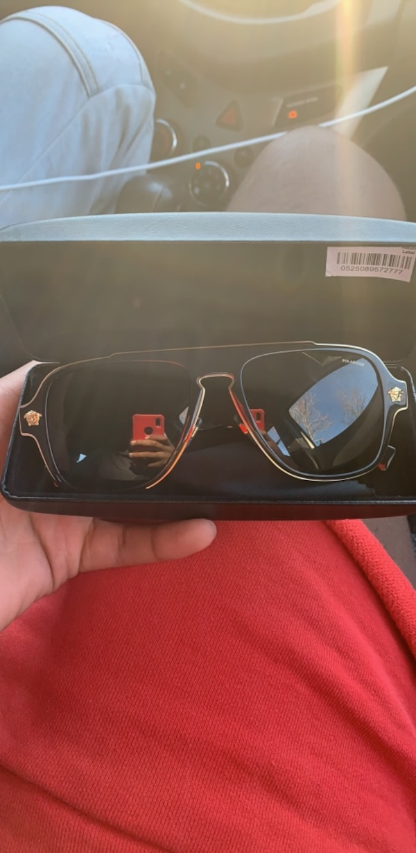 116a379f59 Used Versace polarized sunglasses for sale in Cumming - letgo