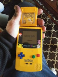 Gameboy color Pokemon edtion