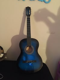 Blue and Black BC Guitar  Lorton, 22079