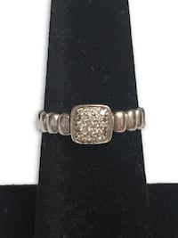 John Hardy diamond ring Alexandria, 22304