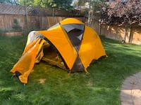 The North Face Bastion 4 tent Denver