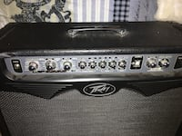Peavey vypyr 100 100W 2x12 amp with sanpera 1 pedal Grimsby, L3M 4A3