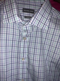 Michael Khors Long sleeve dress shirt Towson