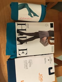 Hule opaque tights pack Toronto, M9W 2J6