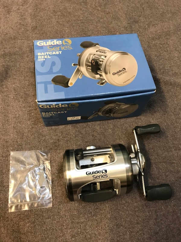 Bay casting reel conventional guide series new
