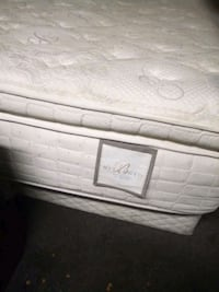 King bellagio pillowtop mattress Las Vegas, 89103