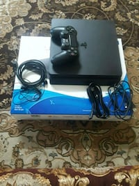 black Sony PS4 with DualShock 4 London, N6H 1T5