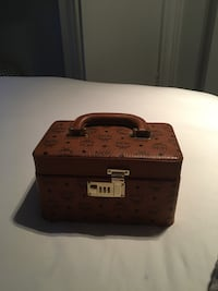Really rare piece mcm lockbox 100% authentic more pics are upon request Vancouver, V6J 2S1