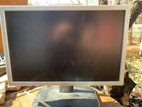 black Dell flat screen computer monitor Hyattsville, 20782