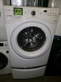 Whirlpool front load washer working perfectly  Baltimore, 21223