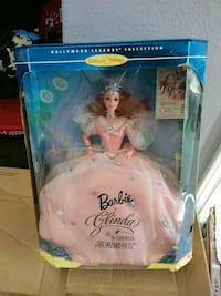 Barbie Glinda doll box Irving, 75062