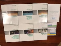 Book - CFA 2015 Level 1 Full Book Set - BRAND NEW Arlington