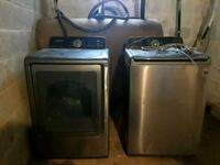 Samsung washer and dryer  Red Lion, 17356