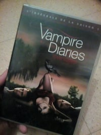 Vampire Diaries DVD affaire