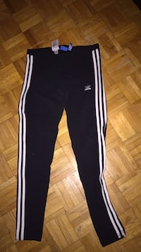 black and white Adidas track pants Toronto, M9P 2K8