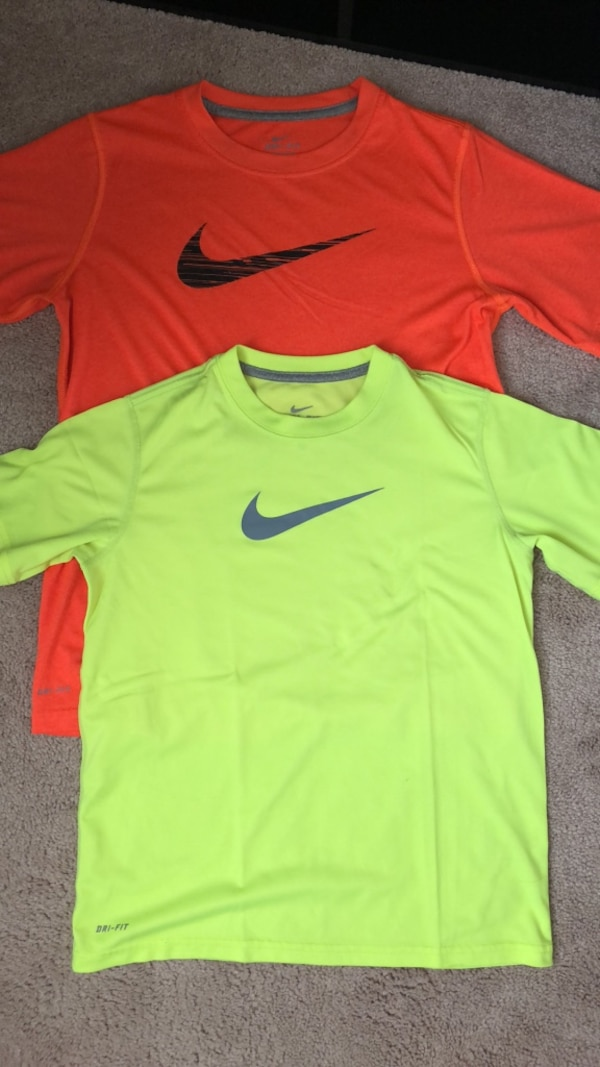 fde7925a Used Youth Nike Shirts unisex for sale in Sterling - letgo