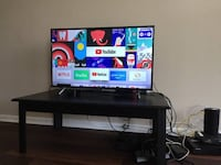 """4K HDR 43"""" ROKU TV LED Trade or Sell Dumont, 07628"""