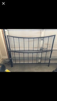 $50 headboard and footboard  Kitchener, N2H 3Y7