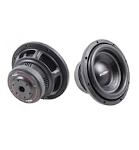 Forx 20 cm subwoofer 400 wat 200 rms