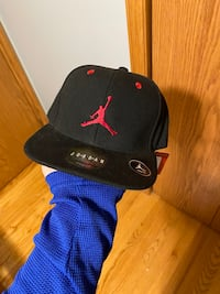 Jordan youth size snap back