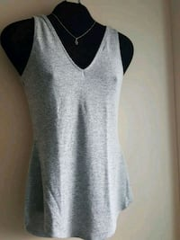 Camisole cotton grise- small dynamite  Montreal