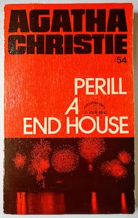 Libro: Perill a End House Barcelona