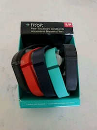 Fitbit Flex with extra wristbands & USB charger Edmonton, T5T 6E2