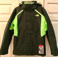 Men's Small North Face Vortex Triclimate Ski Jacket Lowell, 01852