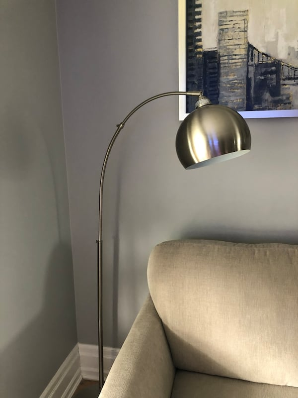 Modern Extendable Floor Lamp 2