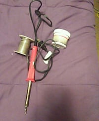 red and gray soldering iron Omaha, 68104