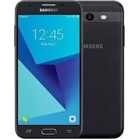 Brand New Samsung galaxy J3 prime (2017), Black (16GB) / Unlocked + FREE GIFT