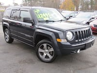 2016 Jeep Patriot for sale Weymouth