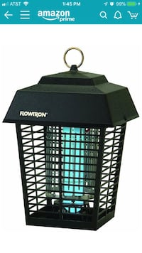 Big bug zapper. Works great can send pictures of it at my house Baton Rouge, 70809