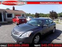 Nissan Altima 2010 Warrenton, 20187