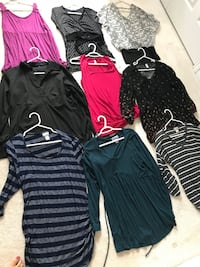Large Maternity Shirts $5 each or lot for $35 Grimsby, L3M 0E5