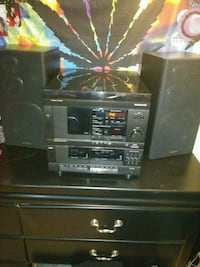 Turntable Record/Cassette/CD Player/Radio combo North Highlands, 95660