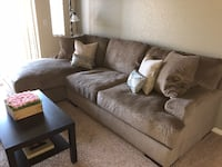 •Moving Sale Sectional Couch: Excellent Condition- $1200 OBO - $1200 (Mill Creek, WA) Mill Creek