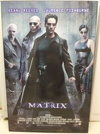 The Matrix frame