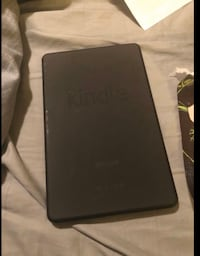 Kindle (d01400), black, tablet, great for Reading & Playing Games. Las Vegas, 89101