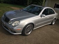 Mercedes - E 55 - 2003 Sharon