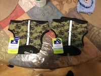 2 top paw dog harness brand new Dundalk