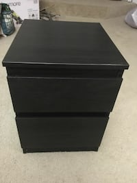 Small 2 drawer unit