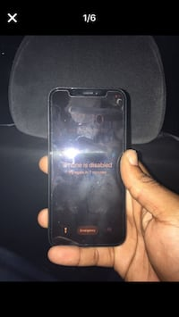 iPhone X password locked Sacramento, 95826