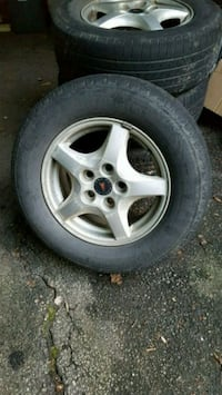 Pontiac wheels and tires Commerce, 30529