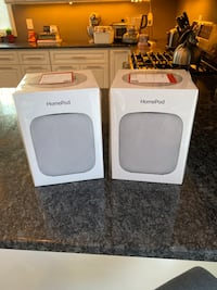 HomePod (Brand New) In the box!!  Will deliver if nearby