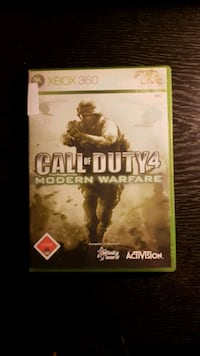 Xbox 360 Spiel - Call of Duty 4 Neuss, 41462