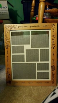 Our family deco collage photo frame Essex, 21221