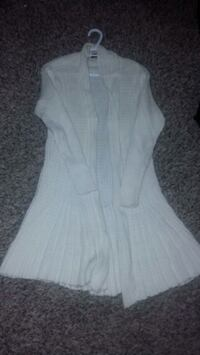 women's white sleeveless dress Regina, S4R 4M2
