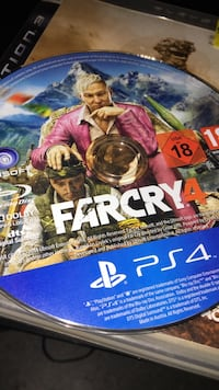 FarCry 4 Sony PS4 spill discc Trondheim, 7030